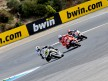 Depuniet, Hayden and Talmacsi in action in Estoril