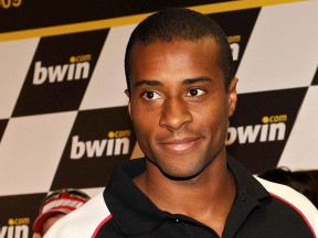 Triple jump Olimpic Champion Nelson Évora