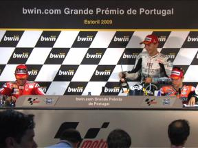 Estoril Post-race Full Press Conference