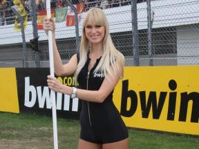 bwin.com Grande Premio de Portugal - Paddock Girl