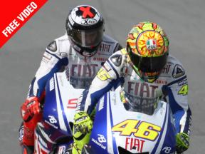 Rossi and Lorenzo set for Pacific Showdown