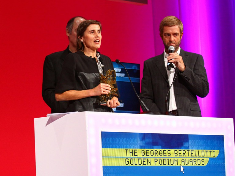 The George Bertellotti Golden Podium Awards