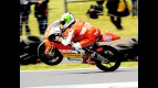 Pol Espargaró in action in Phillip Island