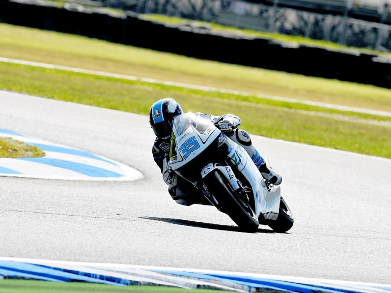 Raffaele de Rosa in action in Phillip Island