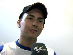 Lorenzo still struggling with upset stomach