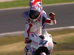 Phillip Island 2009 - MotoGP Race Highlights