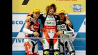 Barberá, Simoncelli and De Rosa on the podium at Phillip Island