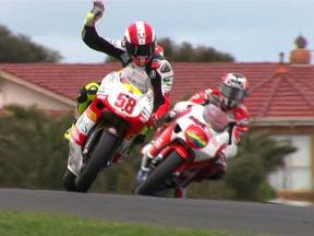 Phillip Island 2009 - 250 Race Highlights