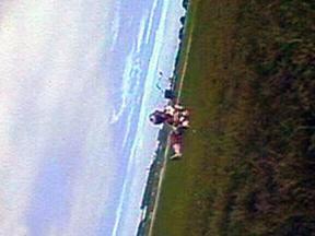 Alvaro Bautista crash during race in Phillip Island