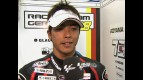 Shuhei Aoyama gives analysis of Friday practice