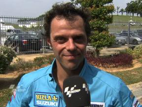 Capirossi hopeful for Sepang race