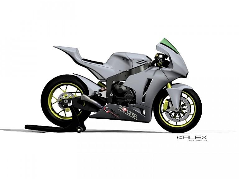 Kalex Moto2 Project