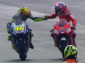 Sepang 2009 - Resumen de la carrera de MotoGP