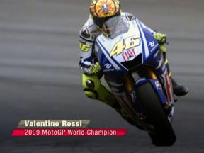 Valentino Rossi, 2009 MotoGP World Champion