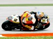 Thomas Luthi in action in Sepang