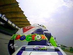 OnBoard footage from the Sepang weekend