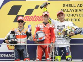 Sepang Post-Race Press Conference