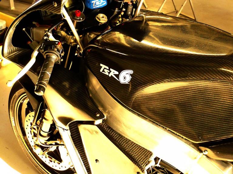 TSR6 Moto2 Bike