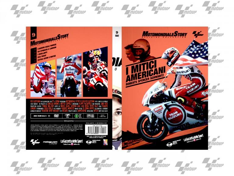 Motomondiale Story: I mitici Americani, Roberts, Spencer, Schwantz
