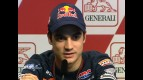 Pedrosa on special Valencia atmosphere