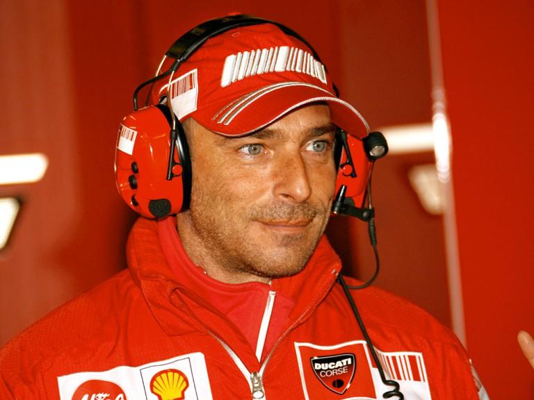 Ducati MotoGP Project Manager Livio Suppo