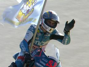 Valencia 2009 - 125 Race Highlights