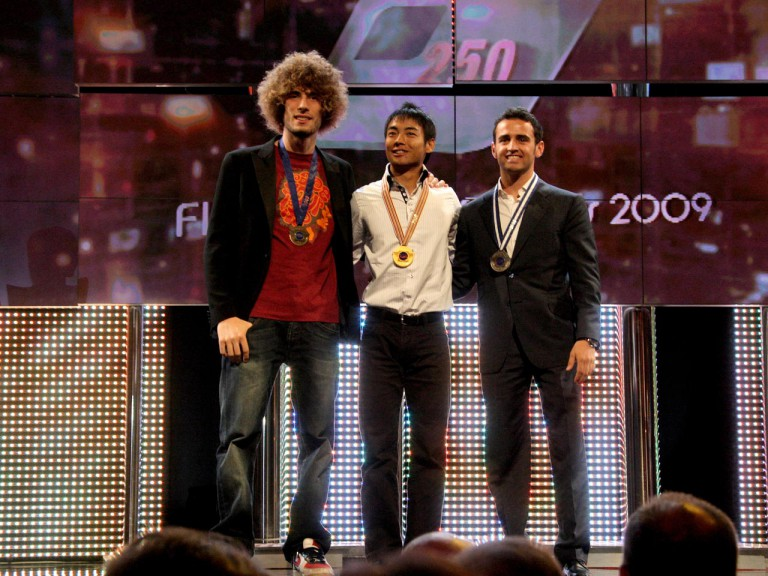 2009 FIM Awards Ceremony