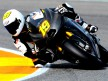 Álvaro Bautista at the Valencia Post GP Test