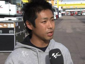 Takahashi excited by Moto2 project