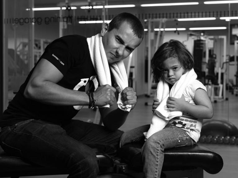 Jorge Lorenzo collaborates with the foundation Talita