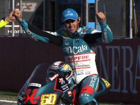 Simón reviews his title winning season