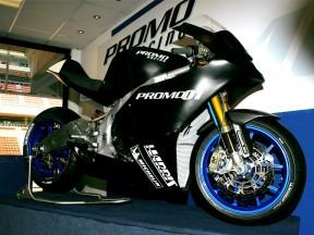 Promo Racing Moto2 prototype