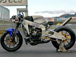 Moto2 TSR6 bike detaill