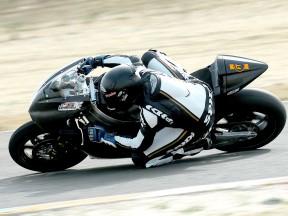 Germany Racing Team Germany Moto2 test in Almería
