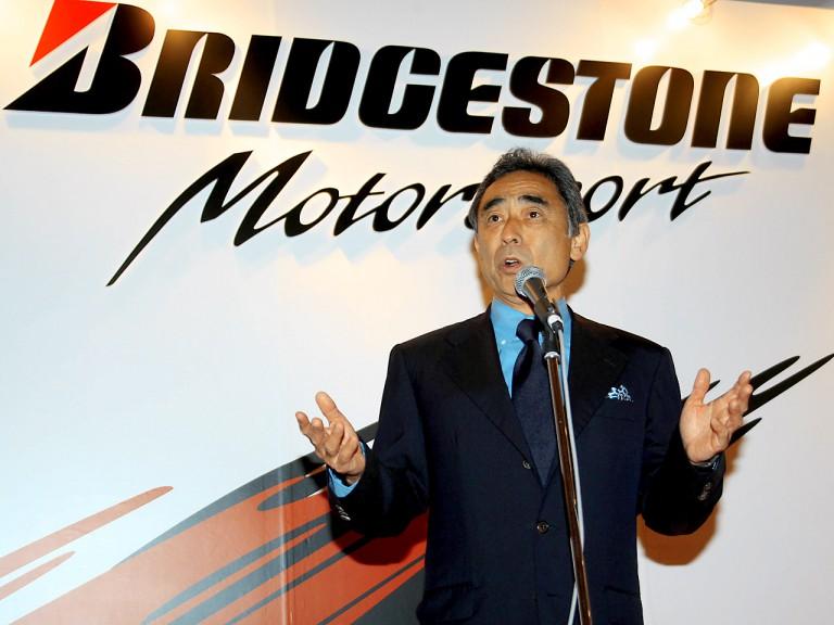 Director of Bridgestone Motosport Hiroshi Yasukawa