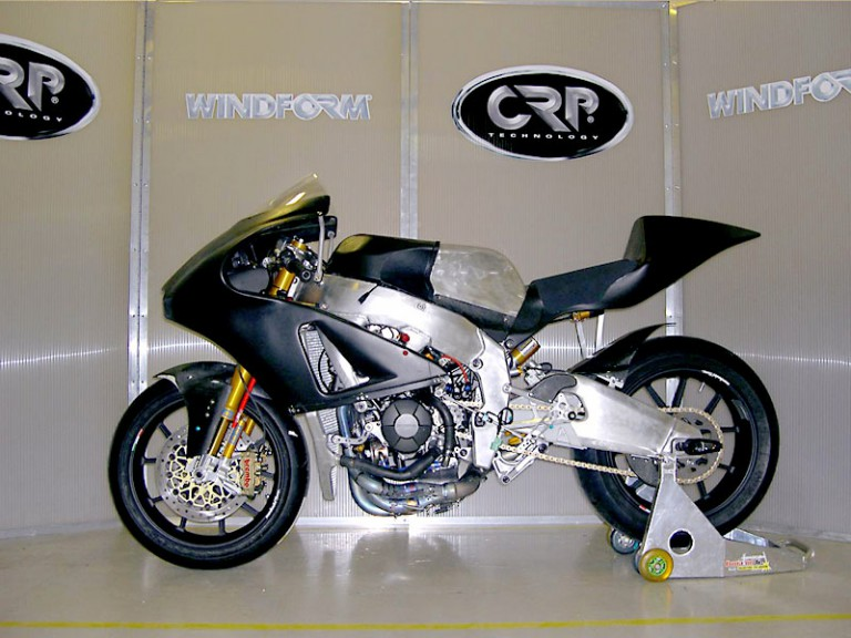 ADV Advanced Technology presents the AT02 for the Moto2