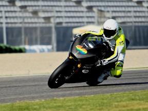 Sergio Gadea makes Moto2 debut with Pons Kalex at Valencia