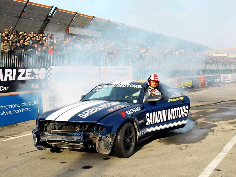 Mattia Pasini at Bologna Motorshow