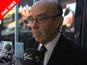 Dorna Sports CEO Carmelo Ezpeleta on future engine rules