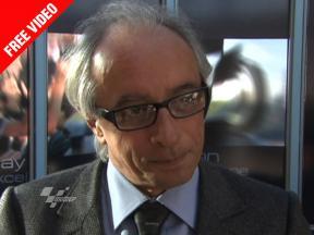 FIM's Vito Ippolito on 2012 MotoGP rules changes