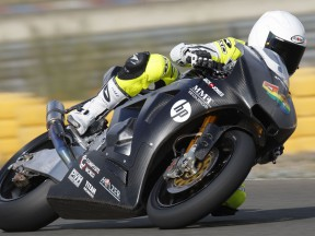 Gadea on board Kalex Pons bike