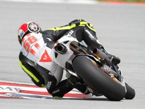 Last day of Simoncelli in Sepang