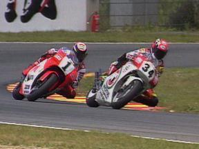 Head to head - Rainey vs Schwantz