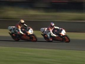 Head to head - Doohan vs Crivillé
