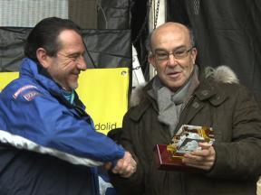 Dorna receives Pingüino de Oro