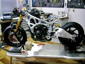 RSV Moto2 prototype