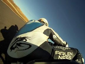 Ivan Silva riding the Inmotec MotoGP bike