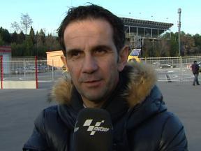 Davide Brivio on upcoming Sepang test