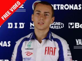 Q&A with Fiat Yamaha's Jorge Lorenzo