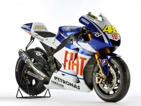 Rossi's 2010 YZR-M1